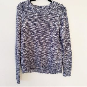 UO BDG Chunky Thick Knit Marled Sweater